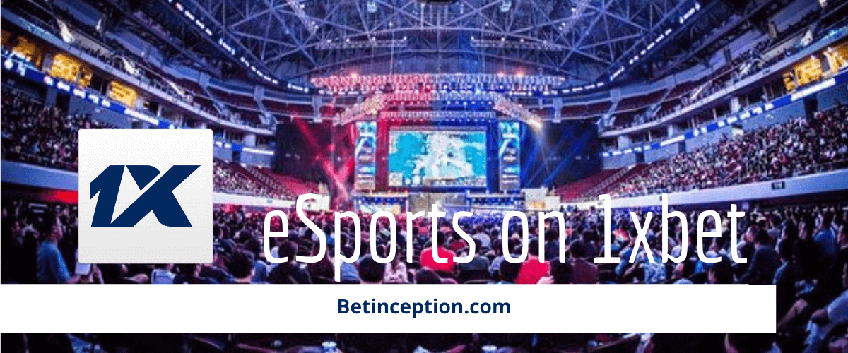 1xBet eSports Betting
