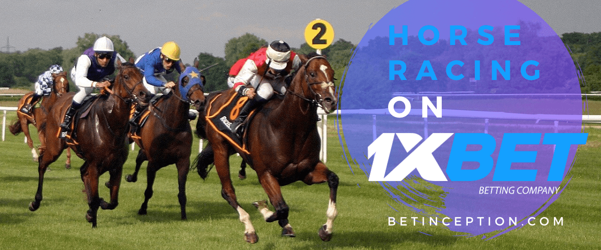 Horse Racing on 1xBet