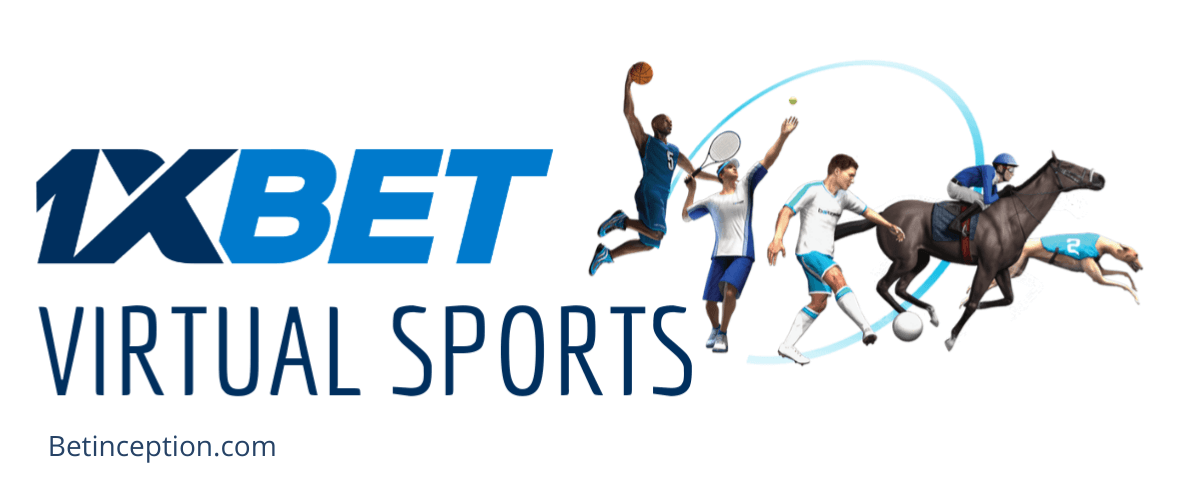 Virtual sports on 1xBet